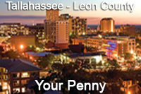 Tallahassee - Leon County Penny Sales Tax Extension Thumbnail