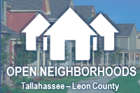 Leon County Open Neighborhoods Thumbnail