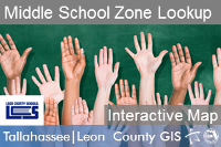School Zone Lookup Application - Middle Thumbnail