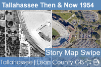Tallahassee Then and Now 1954 Thumbnail