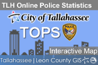 Tallahassee Online Police Statistics Thumbnail