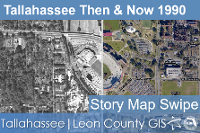Tallahassee Then and Now 1990 Thumbnail