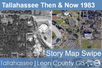 Tallahassee Then and Now 1983 Thumbnail